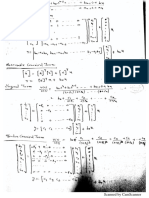 State Variable analysis in modern control theory