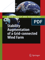 (Green Energy and Technology) S.M. Muyeen, Junji Tamura, Toshiaki Murata (Auth.)-Stability Augmentation of a Grid-connected Wind Farm-Springer-Verlag London (2009)