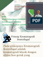 KROMATOGRAFI-KROMATOTRON