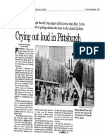 Pittsburgh Town Criers (1992)