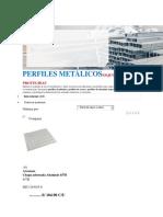 004 Precios Perfiles Metálicos-sodimac Aqp