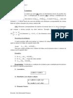 Multiplicação de Matrizes e Inversa