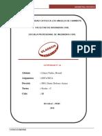 ACTIVIDAD N° 14_ CONCLUSIONES  DE LA DIAGRAMA DE FUERZA CORTANTE_LLTR