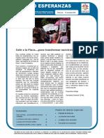 """""""Tejiendo Esperanzas"""", Espacio de Comunicación del Encuentro de Formación Política y Asamblea Intermedia del CEAAL 2018"""