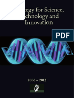 Strategy for Science Technology and Innovation 2006 2013