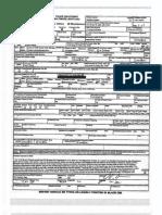 Charging Documents