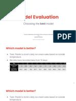 3.2. Model Evaluation