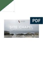SiteChapel Brief