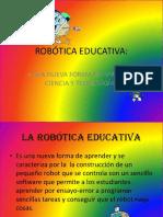 Diapositivas de Robótica