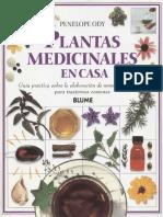 Ody Penelope Plantas Medicinales en Casa