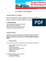 Taller 4 Registro y Control de RESPEL.amanDA GUZMAN