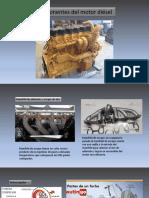 Partes de Un Motor Diesel
