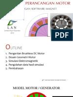 20151105 - Tutorial Perancangan Motor Dengan Software MagNet - LAN 2015
