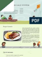 Jumbo Food Sale System(2.0)