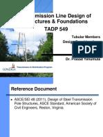 1.3 - Tubular Member Design Considerations