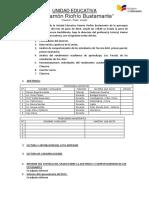 Formato Acta Junta de Curso 1q