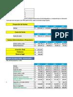 Proyecciones Financieras y Económicas