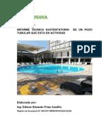 Informe Tecnico Sustenatorio -Olmos