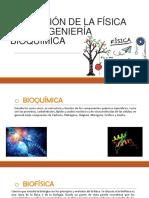 Aplicación de La Física en La Ingeniería Bioquímica
