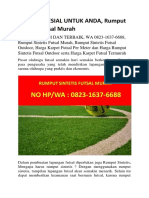 PROMO SPESIAL UNTUK ANDA, Rumput Sintetis Futsal Murah