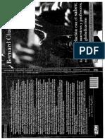 La relación con el saber. Formación de maestros y profesores, educación y globalización- Charlot Bernard