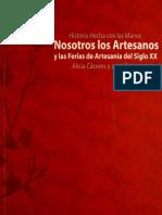Nosotros los artesanos y las Ferias de Artesania del siglo XX.pdf