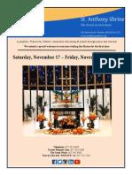 bulletin 11.17.18-11.23.18
