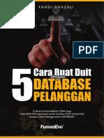 Fahdi Ghazali - Database Pelanggan