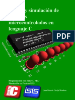 Diseño y Simulación de Sistemas Microcontrolados en Lenguaje C