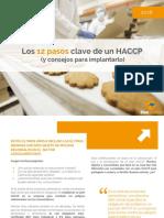 12 pasos HACCP