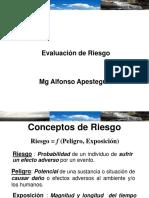 7. Evaluación de Riesgo