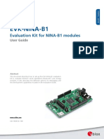EVK-NINA-B1_UserGuide_(UBX-15028120)