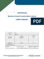 Ccad Control Function Block User Manual 3143