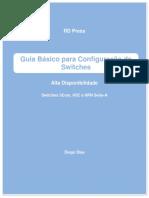 Configurações básicas de Switch