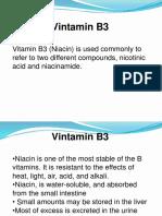 Vitamin B3.pptx