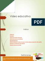 +video educativo