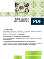 +Audio conferencia