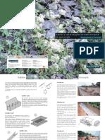 Brochura Maccaferri - Gabiões e outras soluções em malha hexagonal de dupla torção