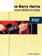 Barry Harris method for guitar
