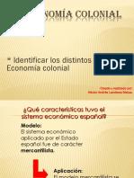 8°H La Economía Colonial estudiantes
