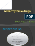 2. Antiarrhythmic Drugs