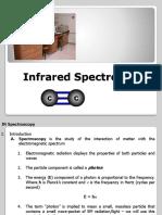 CHEM 210 IR Spectroscopy