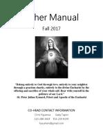 fall 2017 manual