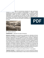 2marco teorico de Informe de Geologia