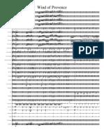 Hibike Euphonium - Wind of ProvenceReq. Piece No. 4