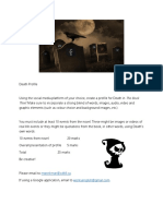death profile