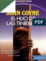 El hijo de la tinieblas John Coyne