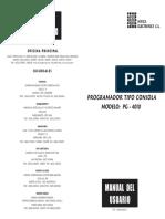 ZoBiKa Programador Pg-4010