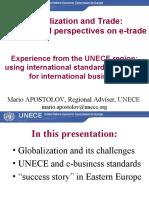 Globalization and International Trade - Mario Apostolov