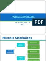 MICOSIS SISTEMICAS